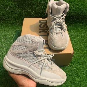"""2019 adidas Yeezy Desert Boot """"Salt"""""""